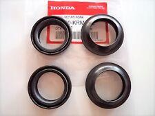 GENUINE Honda CBR125 R Front Fork Seals & Dust Seals 2012 2013 2014 2015 2016 17