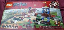 New Lego 4737 Quidditch Match Harry Potter Marcus Rolanda Hooch Draco Oliver ++