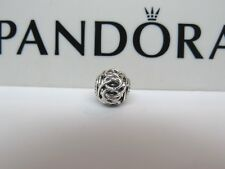 New w/BOX Pandora Friendship ESSENCE Sterling Silver Charm 796057 RETIRED