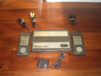Intellivision Flashback Classic Game Console W/ 60 Built-in Games, 2 Controllers