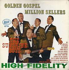 GOLDEN GOSPEL MILLION SELLERS # THE SUNSHINE BOYS
