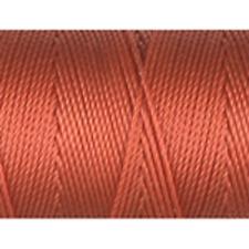 New  Beading Cord - C-lon Tex 210 (#18): Orange