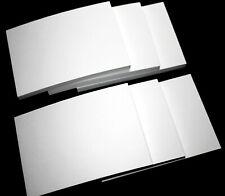 6 Notizblöcke Blöcke Blocks KARIERT DIN A6 weiß Notizblocks Einkaufzettel Memo