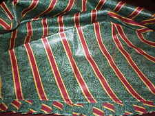 Longaberger Fabric Bow - Imperial Stripe