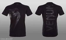 Venum Men's Giant Tee Shirt Matte/Black MMA Large