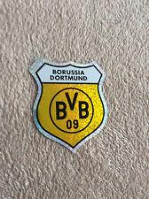 BVB 09 Glitzer Metallic Schwarz Gelb Aufkleber Borussia Dortmund Bundesliga NEU