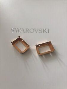 Swarovski Crystal 4627/S setting 27x18.5mm x10pcs