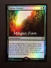 BIBLIOTECA SILVESTRE -  SYLVAN LIBRARY  FOIL ENG Eternal  - MTG MAGIC [magicfun]