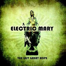 Electric Mary - Last Great Hope [New CD] UK - Import