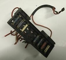 Porsche 924/944 auxiliary fuse board 477937511. 477 937 511. ((REF D0))