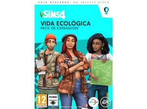 PC Los Sims 4 Vida Ecológica