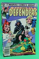 The Defenders #123 Marvel Comics Comic VF