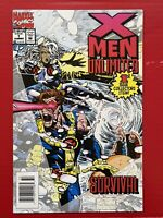 Marvel Comics - X-MEN UNLIMITED #1 (Jun 1993, Marvel)