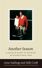 New listing Another Season: A Coach's Story - Gene Stallings (1997, Hc) Brand New
