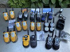 Motorola TalkAbout 2-WAY Radio Walkie Talkie Lot Survivalist Camping Hunting