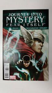 JOURNEY INTO MYSTERY #622  1st Printing - Fear Itself - Ikol Loki  / 2011 Marvel
