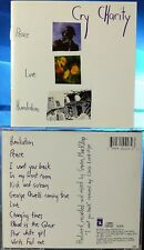Cry Charity - Peace Love Humiliation (CD, 1992, Morgan Creek, US Indie)