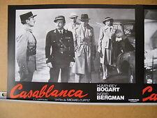 410 Humphrey Bogart Ingrid Bergman Casablanca