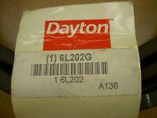 DAYTON  6L202  A-136  V-BELT  A136
