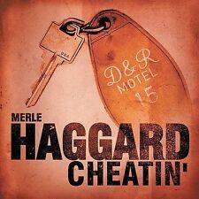 MERLE HAGGARD CHEATIN'--LIKE NEW--FREE SHIP USA