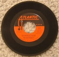 """Northern Soul 45 on Atlantic, Wison Pickett, """"I'm A Midnight Mover"""""""