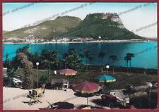 VERONA GARDA 07 LAGO - HOTEL ALBERGO Cartolina FOTOGRAFICA viaggiata 1959