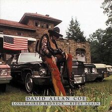 Longhaired Redneck/Rides Again by David Allan Coe (CD, Jun-1994, Bear Family Records (Germany))