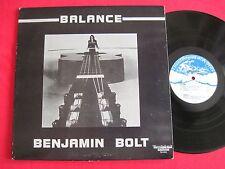PRIVATE ROCK LP - BENJAMIN BOLT - BALANCE - THUNDERHEAD TH-1010 VG+