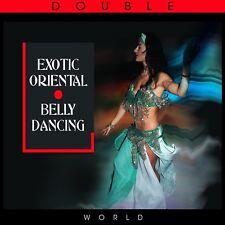 L'ORCHESTRE DE DANSE ORIENTALE - EXOTIC ORIENTAL BELLY DANCING 2 CD NEW+