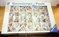 """Ravensburger Puzzle ~ SISTINE CHAPEL = 5000 Piece / 153 cm x 101 cm / 60"""" x 40"""""""