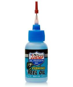 Lucas Fishing Reel Oil, 1 Oz