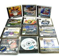 Lot de 12 jeux Playstation / PS1 - PAL FR - Cool Boarders, Ngen, Infestation ...