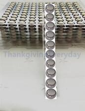 10 ps AG13 G13 LR44 L1154 357 303 1.5V Bulk HighPower Alkaline battery!