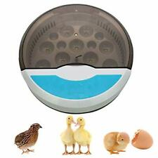 Egg Incubator for Hatching Eggs Digital w/Candle Tester and Temperature Control