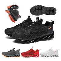 Fashion Man Mens Springblade Athletic Sneakers Sports Trainers Shoes Breathable