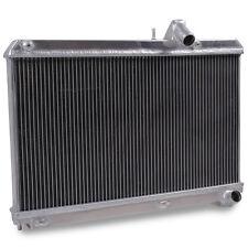 35mm ALUMINIUM RACE RADIATOR RAD FOR MAZDA RX8 RX-8 1.3 ROTARY 192 231 NO AIRCON
