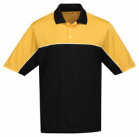 Tri-Mountain Men's Contrast Piping Short Sleeve Casual Polo T-Shirt. K908
