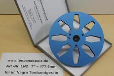 "Tape Reel  7""  177,6 mm,  1 Paar , kl. Nagra, Grundig, Saba, -NEU- Nr. LN2"