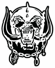 "Motorhead sticker decal 4"" x 5"""