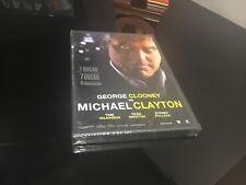 MICHAEL CLAYTON DVD GEORGE CLOONEY TOM WILKINSON TILDA SWINTON SYDNEY POLLACK