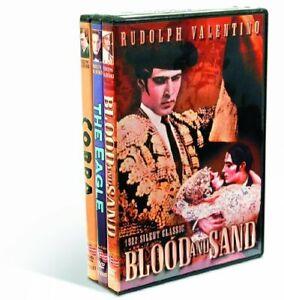 SILENT VALENTINO CLASSICS NEW DVD