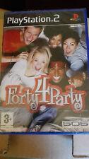 FORTY 4 PARTY PS2 NUOVO EDIZIONE ITALIANA