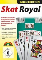 Skat Royal - Gold Edition- Mehrere Skat-Variationen Downloadversion für Windows