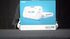 Nintendo Wii U Basic Pack 8GB Console Boxed PAL - 'The Masked Man'
