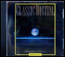 Frederic Chopin - Classical Digital CD (Pilz)