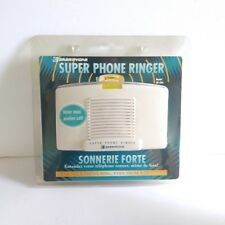 Ameriphone Sr-200 95dB Super Phone Ringer With Lighted Visual Indicator