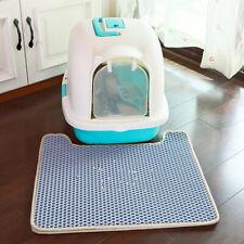 EVA Double Cat Litter Mat Green Pet Honeycomb Dog Mat Home Supply ONE