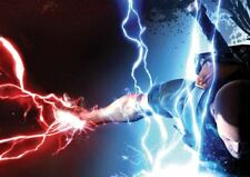 INFAMOUS 2 XBOX 360 PS3 GAME A3 POSTER PRINT YF1144