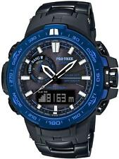 Casio Pro trek PRW-6000SYT-1D Triple Sensor Resin Watch