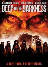 New: DEEP IN THE DARKNESS DVD